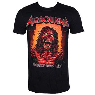 Metal majica moški Airbourne - BOH SKELETON T - LIVE NATION, NNM, Airbourne
