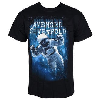 majica kovinski moški Avenged Sevenfold - SPACEMAN LOGO - LIVE NATION, LIVE NATION, Avenged Sevenfold