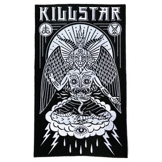 Patch KILLSTAR - In Like Sin Back Patch - Črno - KIL516