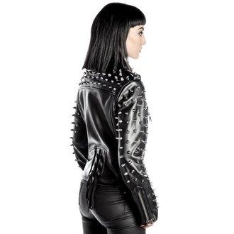 usnje jakno ženske - Billie - KILLSTAR, KILLSTAR