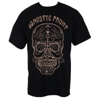 majica moški AGNOSTIC FRONT - SUGAR SKULL - RAGEWEAR, RAGEWEAR, Agnostic Front