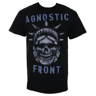 majica kovinski moški Agnostic Front - STATUE SKULL - RAGEWEAR, RAGEWEAR, Agnostic Front