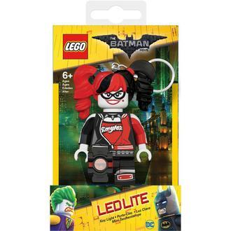 ključ prstan (obesek) Lego Batman - Harley Quinn, NNM, Batman