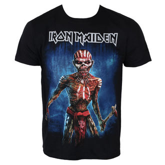 majica kovinski moški Iron Maiden - Black - ROCK OFF, ROCK OFF, Iron Maiden