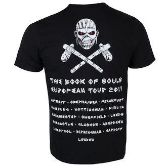 majica kovinski moški Iron Maiden - Black - ROCK OFF, ROCK OFF, Iron Maiden