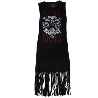 Ženska obleka Guns N' Roses - AFD - Črna - ROCK OFF, ROCK OFF, Guns N' Roses