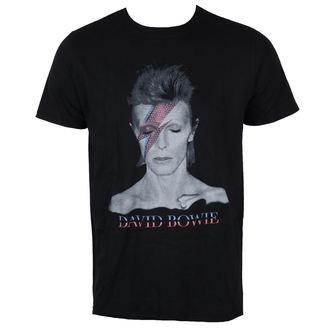 majica kovinski moški David Bowie - Aladdin - ROCK OFF, ROCK OFF, David Bowie