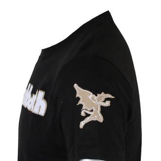 majica kovinski moški Black Sabbath - Logo & Daemon - ROCK OFF, ROCK OFF, Black Sabbath