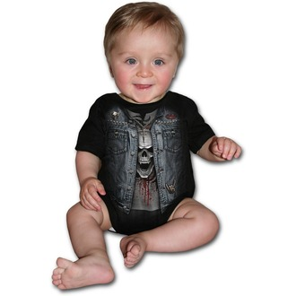 bodisiuit otroci SPIRAL - THRASH METAL - Črno, SPIRAL