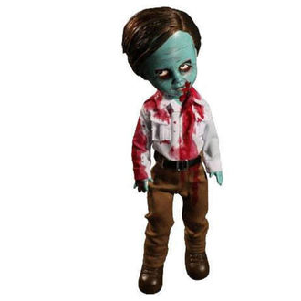 Lutka Zora Of The Mrtev - Plaid shirt zombie - Living Dead Dolls, LIVING DEAD DOLLS