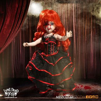 lutka Larmes de pel - Living Dead Dolls, LIVING DEAD DOLLS