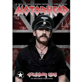 Koledar za leto 2021 - Motörhead, NNM, Motörhead