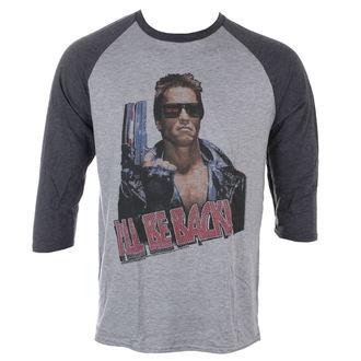 majica moški z 3/4 rokav TERMINATOR - I'LL BE BACK, AMERICAN CLASSICS, Terminator
