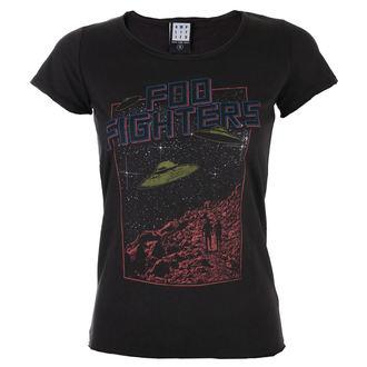 majica kovinski ženske Foo Fighters - AMPLIFIED - AMPLIFIED, AMPLIFIED, Foo Fighters