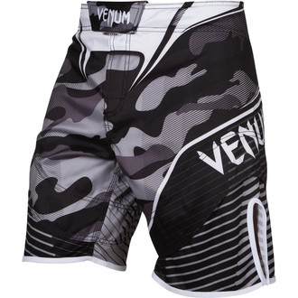 boks kratke hlače Venum - Camo Hero - Bela / Črno, VENUM