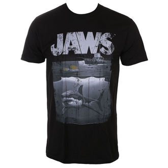 majica moški čeljusti - Shark Boat, AMERICAN CLASSICS
