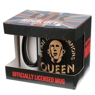 skodelico QUEEN - ROCK OFF, ROCK OFF, Queen