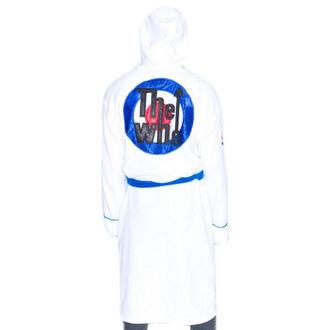 kopalni plašč The Who - Logo - Bela / Modra, Who