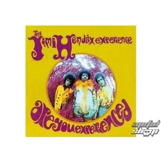 figurica (3D sliko) JIMI HENDRIX so ti izkušeni plošča Slika, Jimi Hendrix
