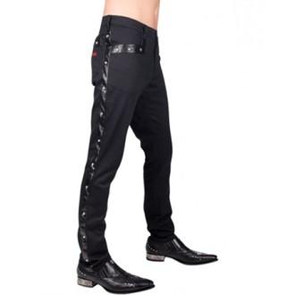 hlače moški Aderlass - Rock zvezda Hlače Denim (Črno), ADERLASS