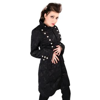 plašč ženske Aderlass - Ladys Corsair Plašč Brokada Črno, ADERLASS