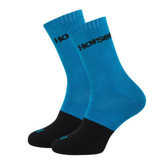Nogavice HORSEFEATHERS - MILTON - MODRA - AA1019C