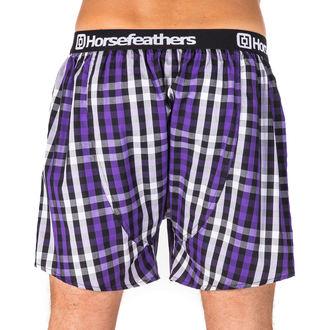 Moški Boxer Kratke hlače HORSEFEATHERS - APOLLO - GLOBOKO VIOLET, HORSEFEATHERS