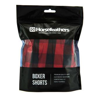 Moški Boxer Kratke hlače HORSEFEATHERS - APOLLO - CHILLI, HORSEFEATHERS
