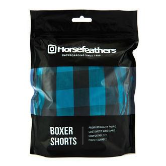 Moški Boxer Kratke hlače HORSEFEATHERS - APOLLO - METIL MODRA, HORSEFEATHERS
