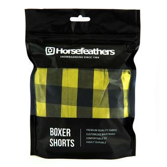 Moški Boxer Kratke hlače HORSEFEATHERS - APOLLO - Citronella, HORSEFEATHERS