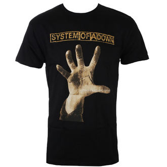 majica kovinski moški System of a Down - HAND - BRAVADO, BRAVADO, System of a Down