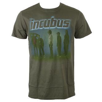 majica kovinski moški Incubus - WASHOUT- OLIVE - BRAVADO, BRAVADO, Incubus