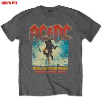Otroška majica AC / DC - Blow Up Your Video - ROCK OFF, ROCK OFF, AC-DC
