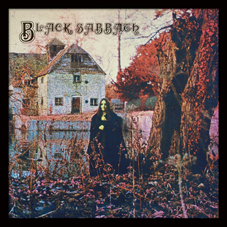 Uokvirjen plakat Black Sabbath - (&&string1&&) - PYRAMID POSTERS, PYRAMID POSTERS, Black Sabbath
