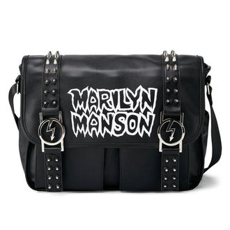 ročna torba (vreča) KILLSTAR - MARILYN MANSON - Himna - Črno, KILLSTAR, Marilyn Manson