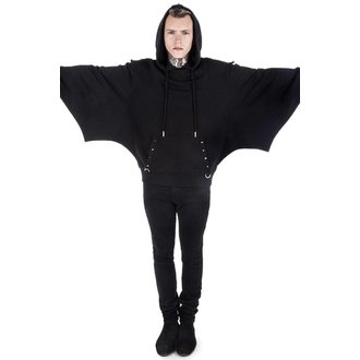Uniseks jopa s kapuco - Asmodius Bat - KILLSTAR, KILLSTAR