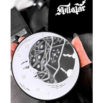Ogledalo KILLSTAR - Astral Body Round - Črna, KILLSTAR