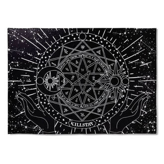 Posteljno Pregrinjalo KILLSTAR - ASTROLOGY - BLACK, KILLSTAR