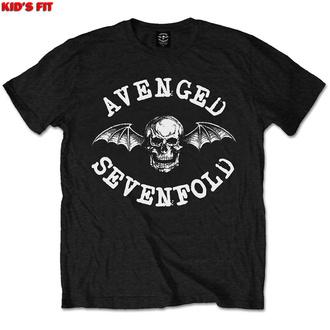 Otroška majica Avenged Sevenfold - Classic Deathbat - ROCK OFF, ROCK OFF, Avenged Sevenfold