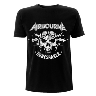 Moška majica Airbourne - Boneshaker - Črna, NNM, Airbourne