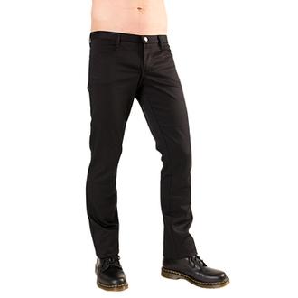 hlače Black Pistol - Hipster Denim Black, BLACK PISTOL