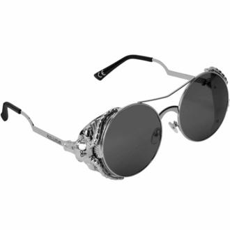Sončna očala KILLSTAR - Baphomet - SREBRNA, KILLSTAR