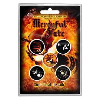 Značke Mercyful Fate - Don't Break The Oath - RAZAMATAZ, RAZAMATAZ, Mercyful Fate