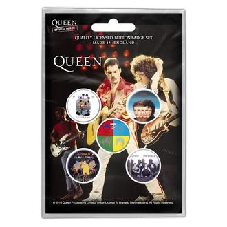 Značke Queen - Later Albums - RAZAMATAZ, RAZAMATAZ, Queen