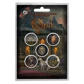Značke Opeth - In Caude Venenum - RAZAMATAZ, RAZAMATAZ, Opeth
