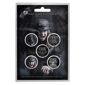 Značke Ozzy Osbourne - Ordinary Man - RAZAMATAZ, RAZAMATAZ, Ozzy Osbourne