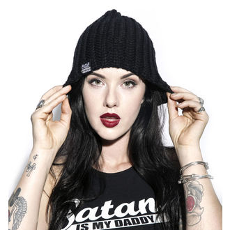 Beanie BLACK CRAFT - Create Your Own Future - BN004BF