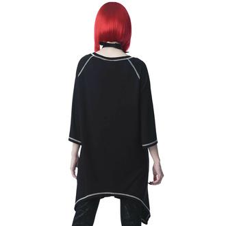 Unisex majica (tunika) KILLSTAR - Beloved Longline - Črna, KILLSTAR