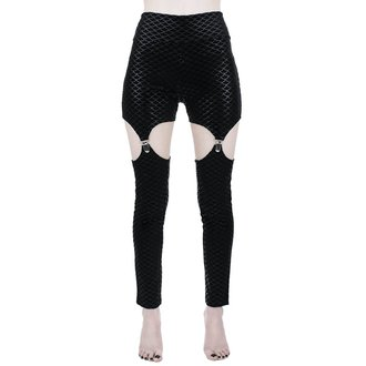Ženske hlače (leggings) KILLSTAR - Black Sea - BLACK, KILLSTAR