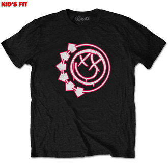 Otroška majica Blink 182 - Six Arrow Smiley - ROCK OFF, ROCK OFF, Blink 182